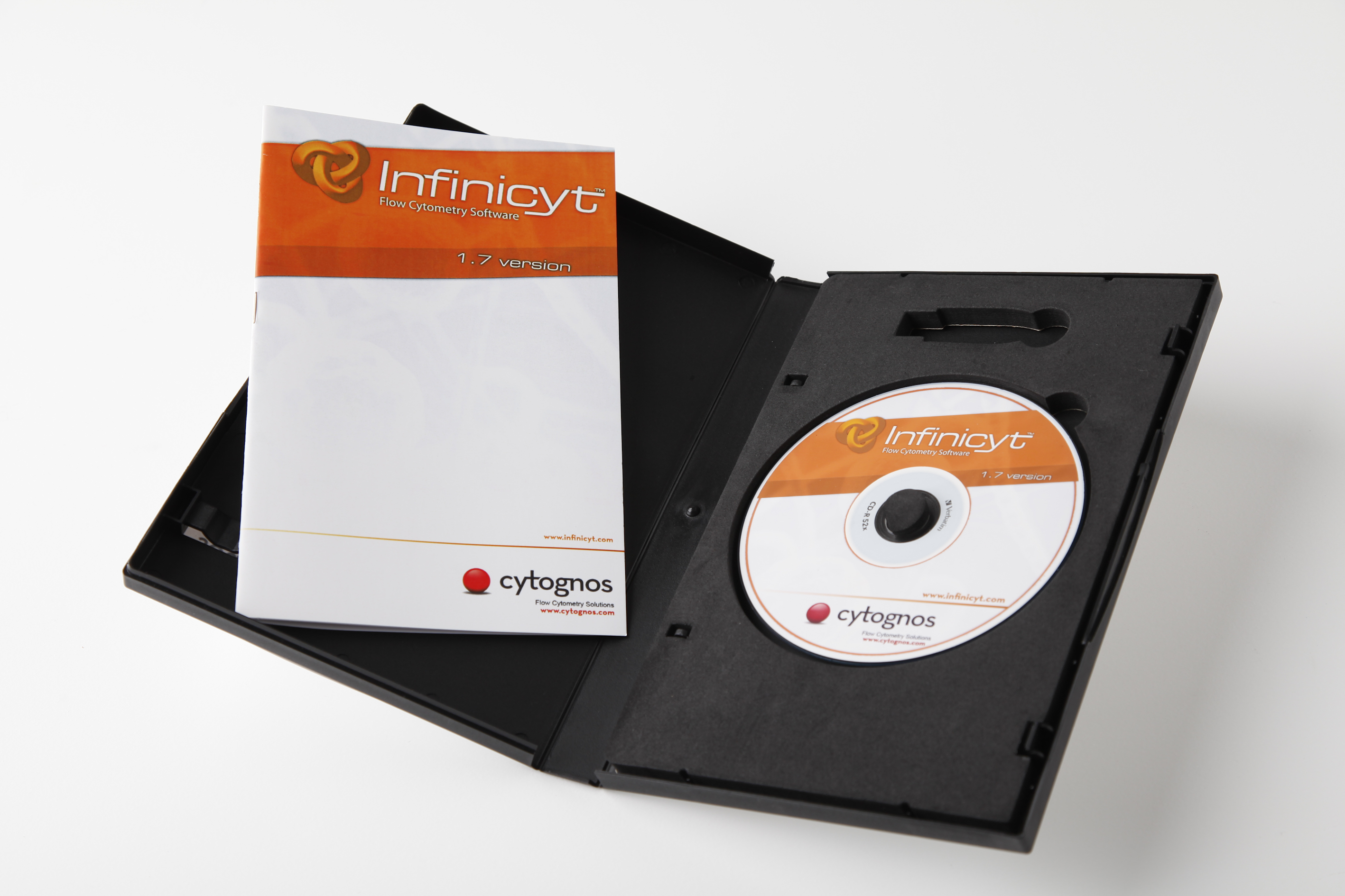 An image of the Infinicyt™ Flow Cytometry Software.