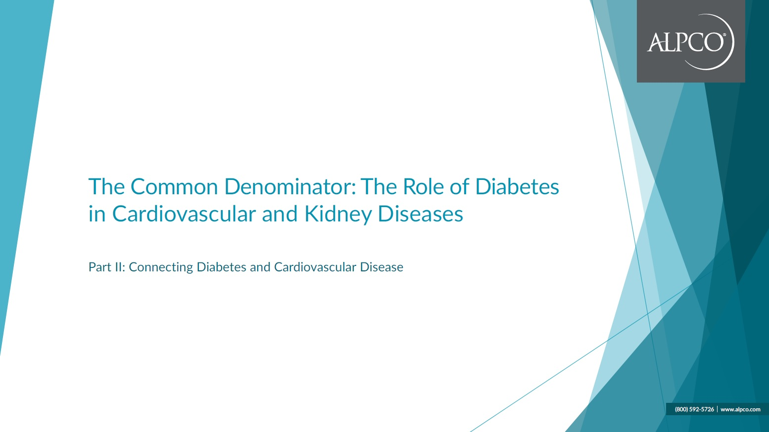 Click this preview to download our eBook and learn more about the use of heart disease biomarkers in diabetes research.