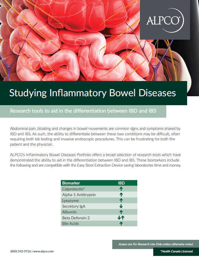 A thumbnail preview of the studying inflammatory bowel diseases handout.