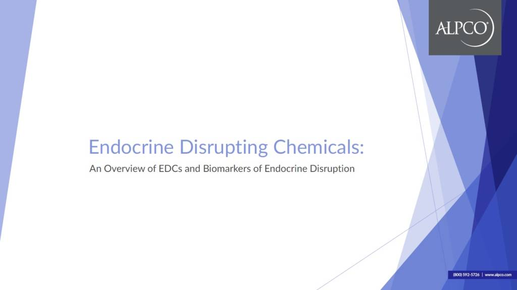 Endocrine Disrupting Chemicals eBook