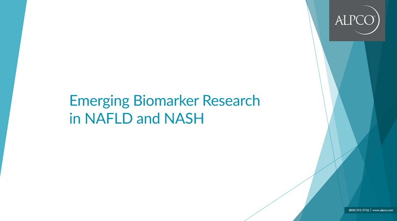 Biomarker Research in NAFLD and NASH eBook