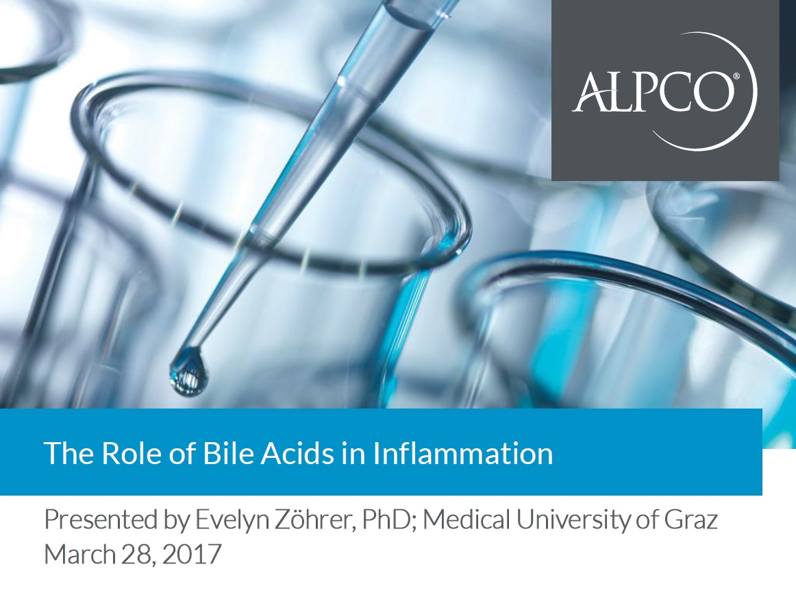 Role of Bile Acids in Inflammation Slides Preview