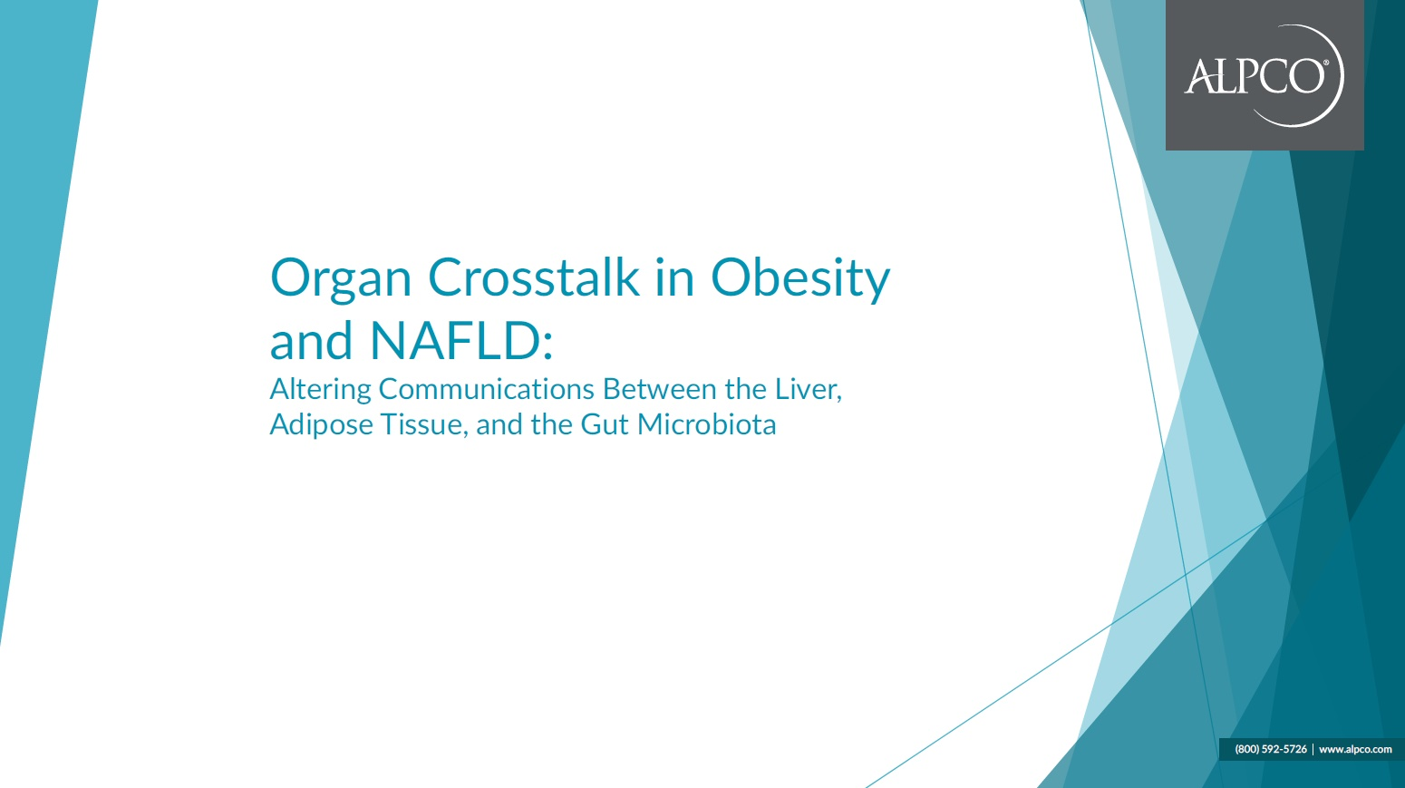 A thumbnail preview of the ebook Organ Crosstalk in Obesity and NAFLD.